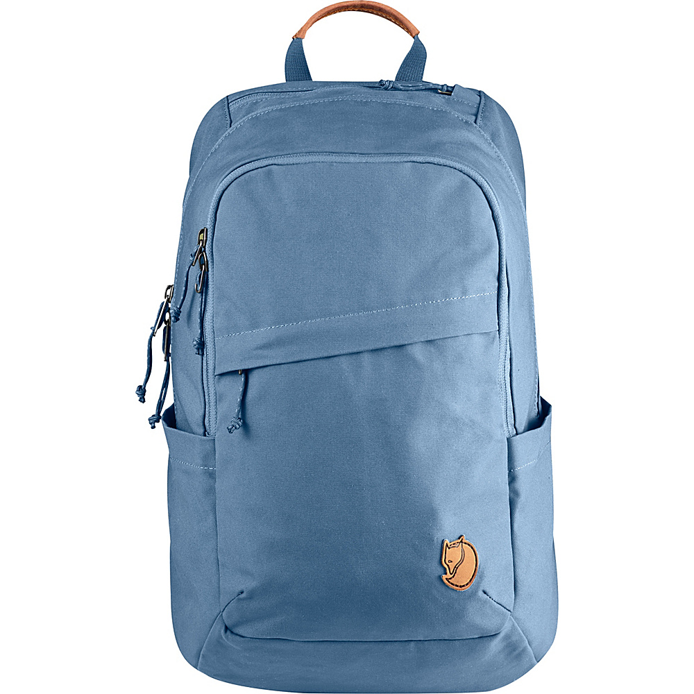 Fjallraven Raven 20L Backpack Blue Ridge - Fjallraven Business & Laptop Backpacks - Backpacks, Business & Laptop Backpacks
