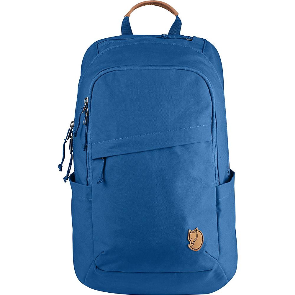 Fjallraven Raven 20L Backpack Lake Blue - Fjallraven Business & Laptop Backpacks - Backpacks, Business & Laptop Backpacks