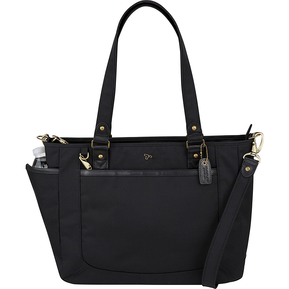 Travelon Anti-Theft LTD Tote Bag Black - Travelon Womens Business Bags - Work Bags & Briefcases, Women's Business Bags