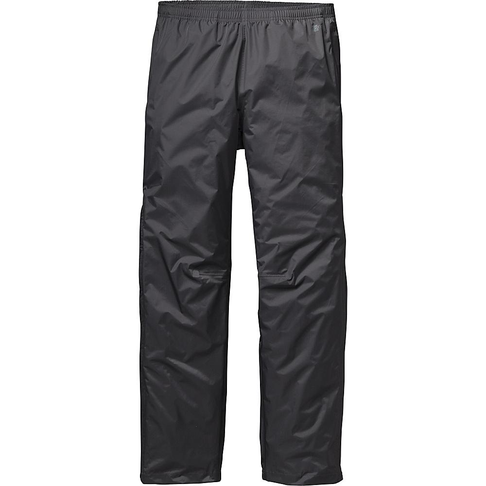 Patagonia Mens Torrentshell Pants L - Forge Grey - Patagonia Mens Apparel - Apparel & Footwear, Men's Apparel