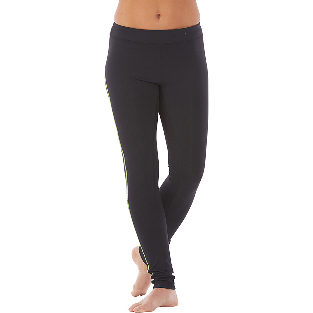 Electric Yoga Barney Pants S Black Electric Yoga Women s Apparel