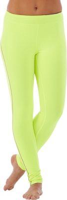Electric Yoga Barney Pants L - Bright Yellow - Electric Yoga Women's Apparel