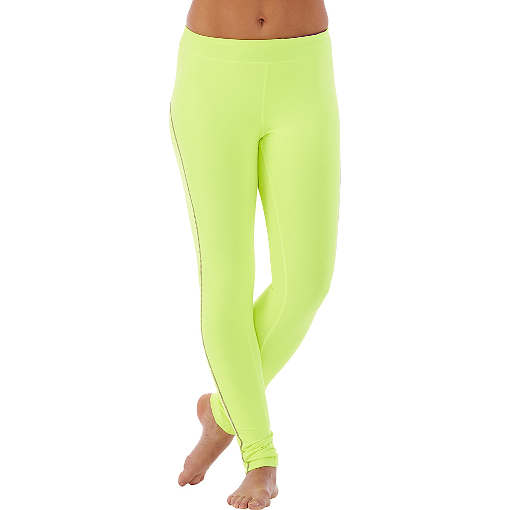 Electric Yoga Barney Pants L Bright Yellow Electric Yoga Women s Apparel