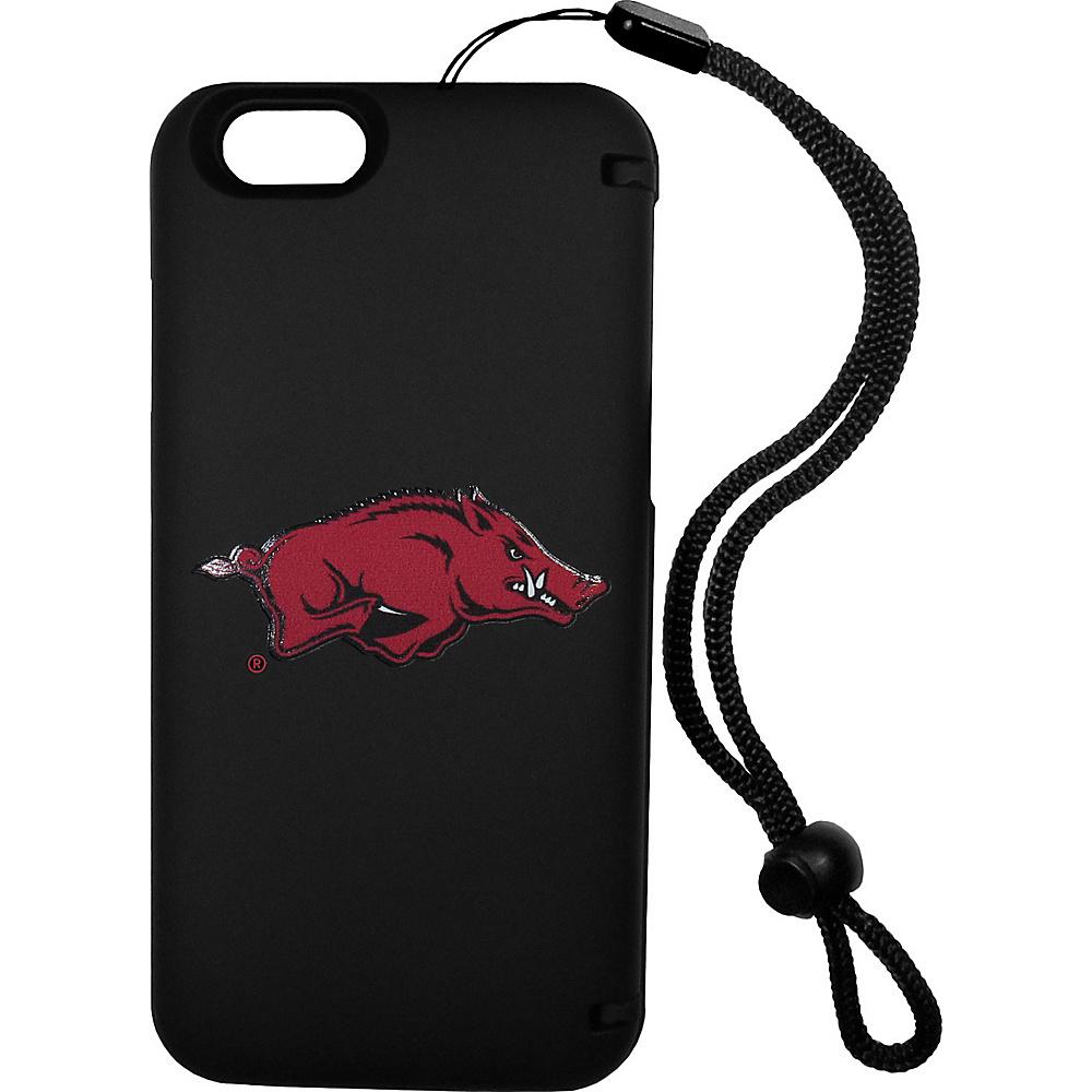 Siskiyou iPhone Case With NCAA Logo Arkansas Siskiyou Electronic Cases