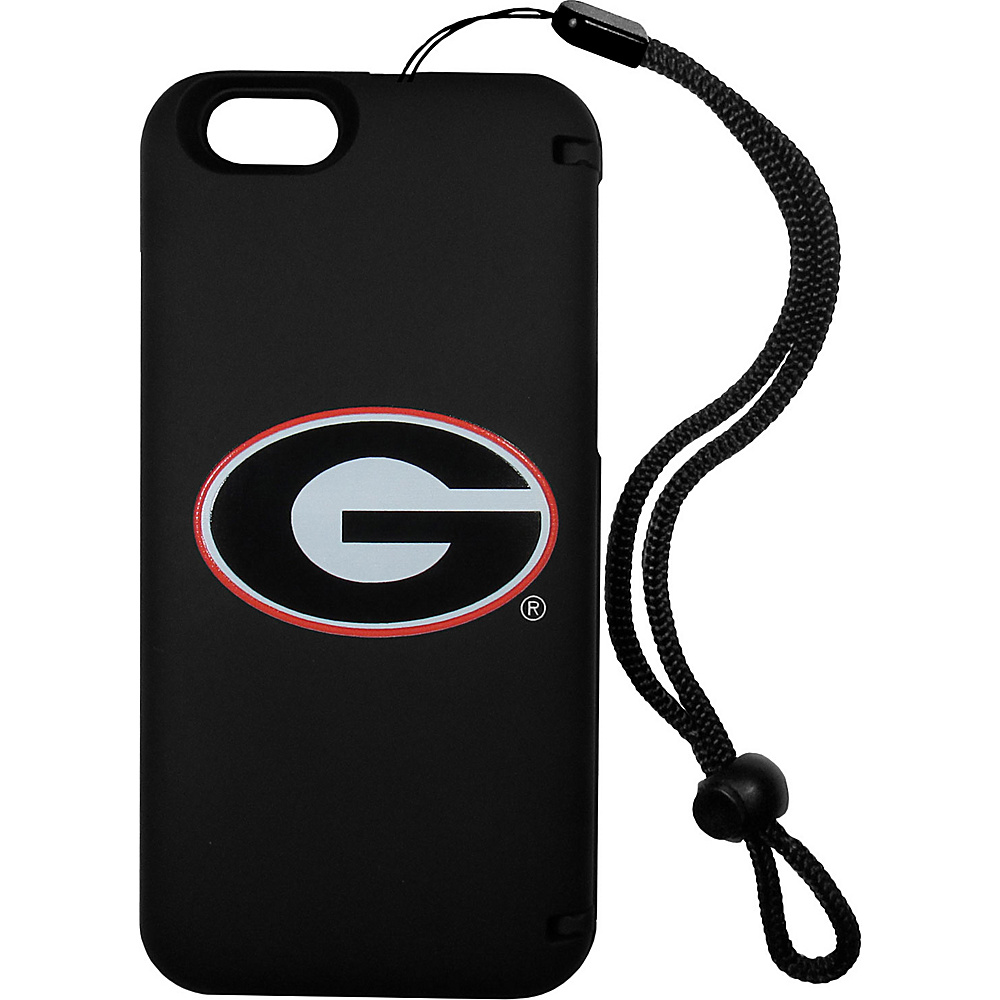 Siskiyou iPhone Case With NCAA Logo Georgia Siskiyou Electronic Cases