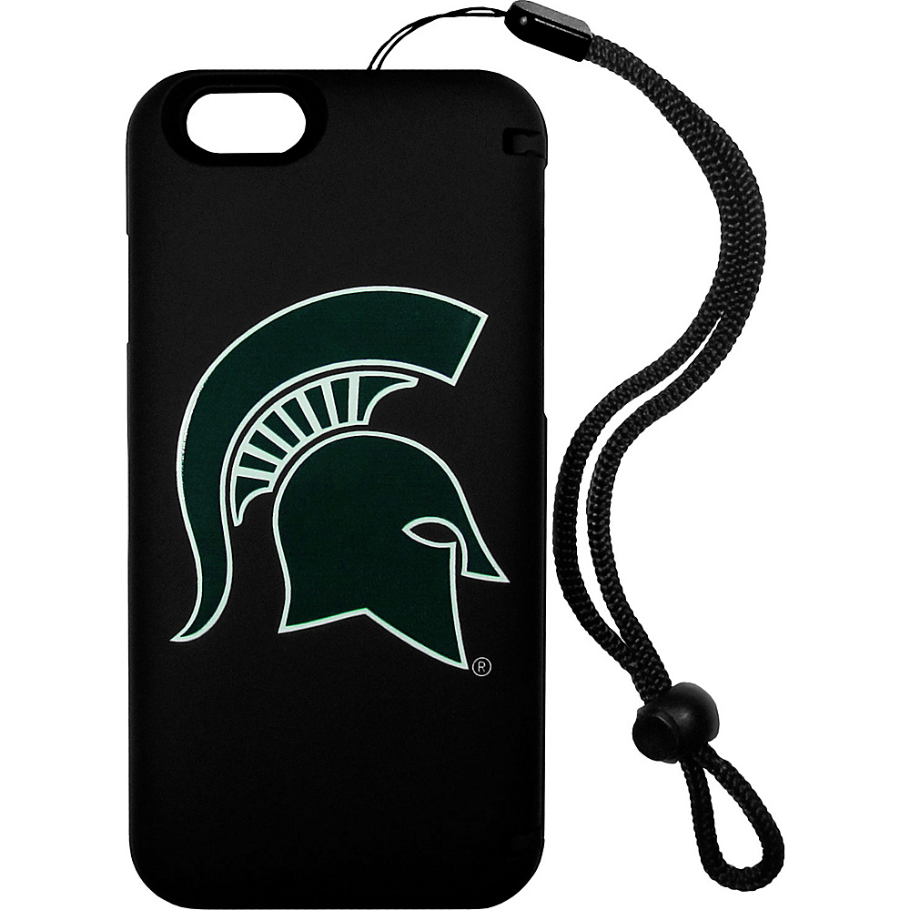 Siskiyou iPhone Case With NCAA Logo Michigan St Siskiyou Electronic Cases
