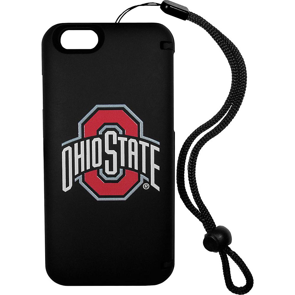 Siskiyou iPhone Case With NCAA Logo Ohio St Siskiyou Electronic Cases