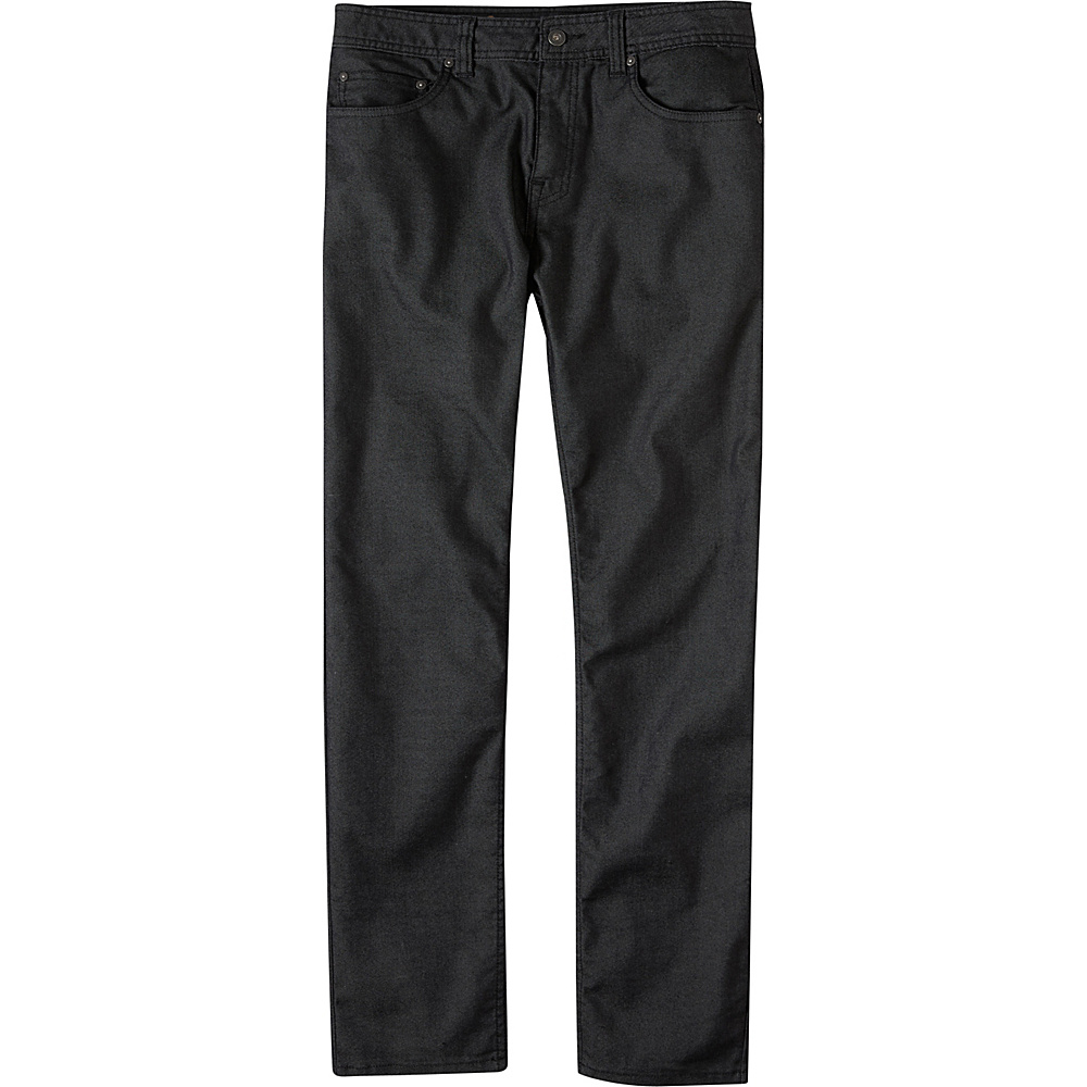 PrAna Bridger Jeans - 34 Inseam 30 - Black - PrAna Mens Apparel - Apparel & Footwear, Men's Apparel