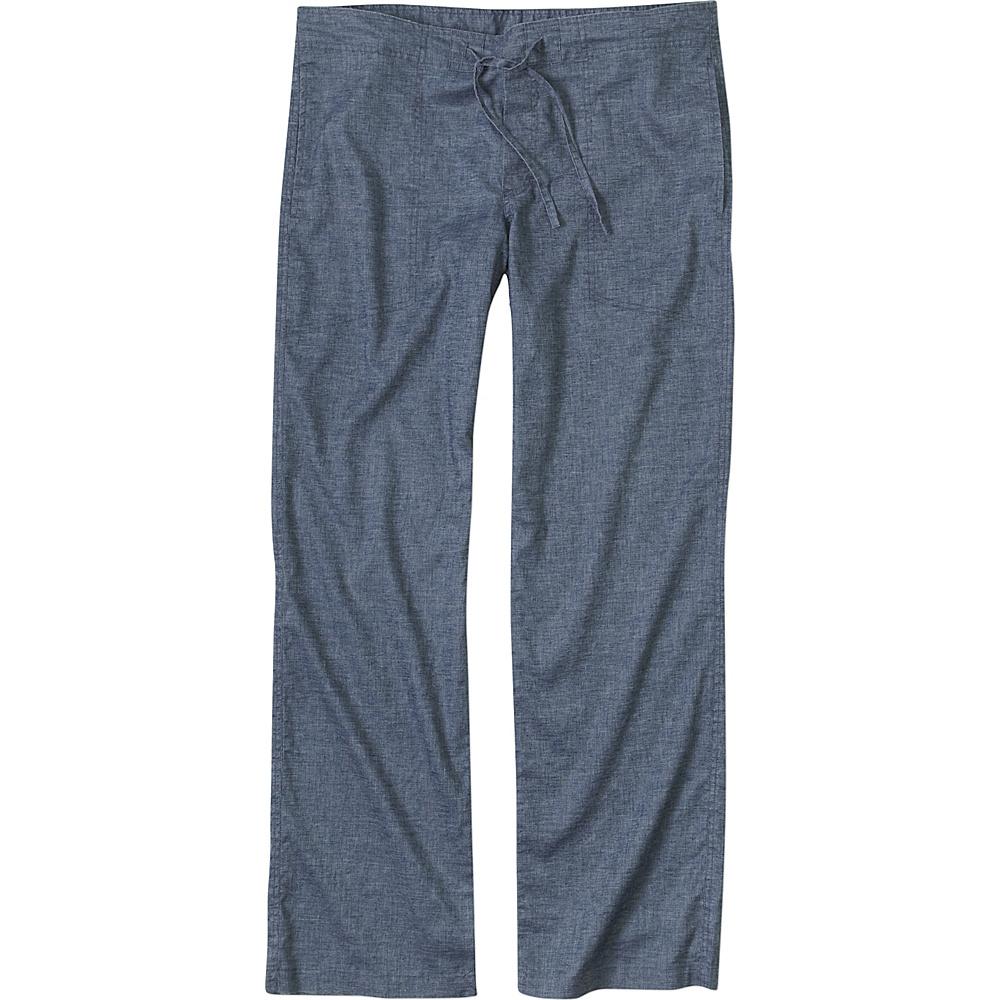 PrAna Sutra Pants - 30 Inseam L - 30in - Black Herringbone - PrAna Mens Apparel - Apparel & Footwear, Men's Apparel