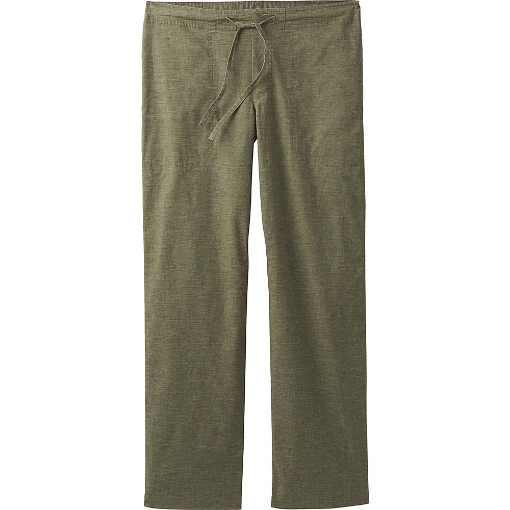 PrAna Sutra Pants - 30 Inseam M - 30in - Cargo Green - PrAna Mens Apparel - Apparel & Footwear, Men's Apparel