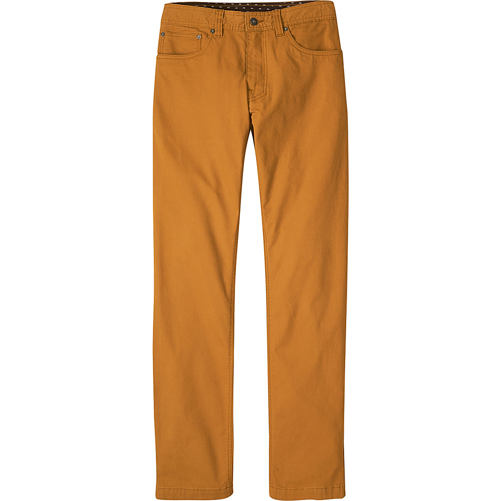 PrAna Tuscon Slim Fit Pants - 34 Inseam 34 - Cumin - PrAna Mens Apparel - Apparel & Footwear, Men's Apparel