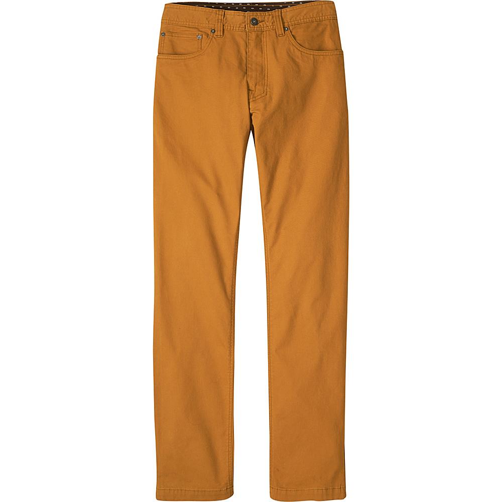 PrAna Tuscon Slim Fit Pants - 34 Inseam 30 - Henna - PrAna Mens Apparel - Apparel & Footwear, Men's Apparel