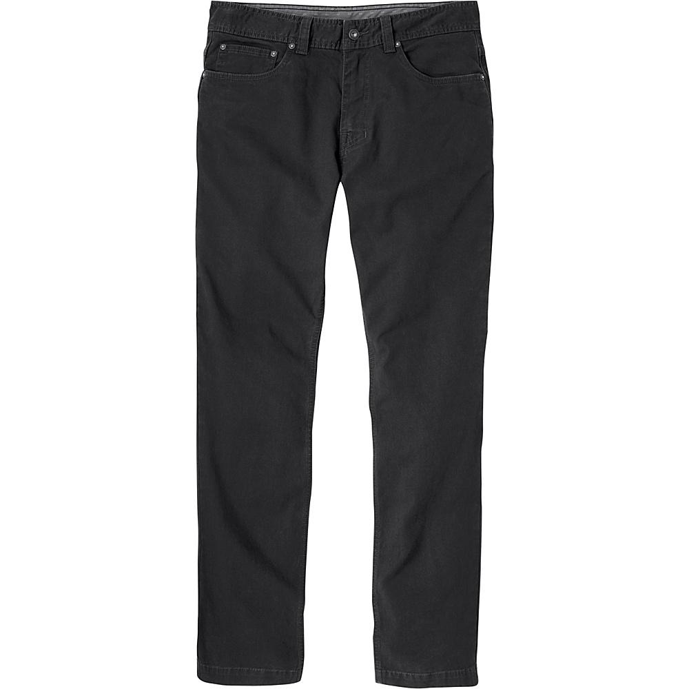 PrAna Tuscon Slim Fit Pants - 34 Inseam 28 - Charcoal - PrAna Mens Apparel - Apparel & Footwear, Men's Apparel