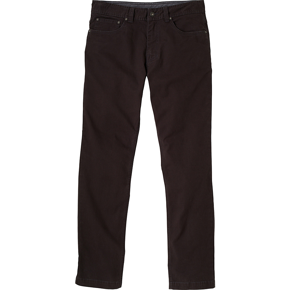 PrAna Tuscon Slim Fit Pants - 34 Inseam 32 - Black - PrAna Mens Apparel - Apparel & Footwear, Men's Apparel