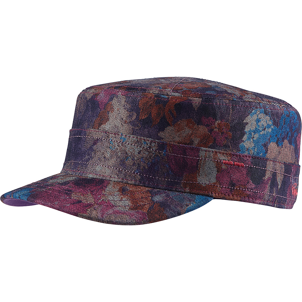 PrAna Jackie 2 Cadet Hat One Size - Purple Camo - PrAna Hats/Gloves/Scarves - Fashion Accessories, Hats/Gloves/Scarves