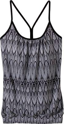PrAna Andie Top XL - Black Feather - PrAna Women's Apparel