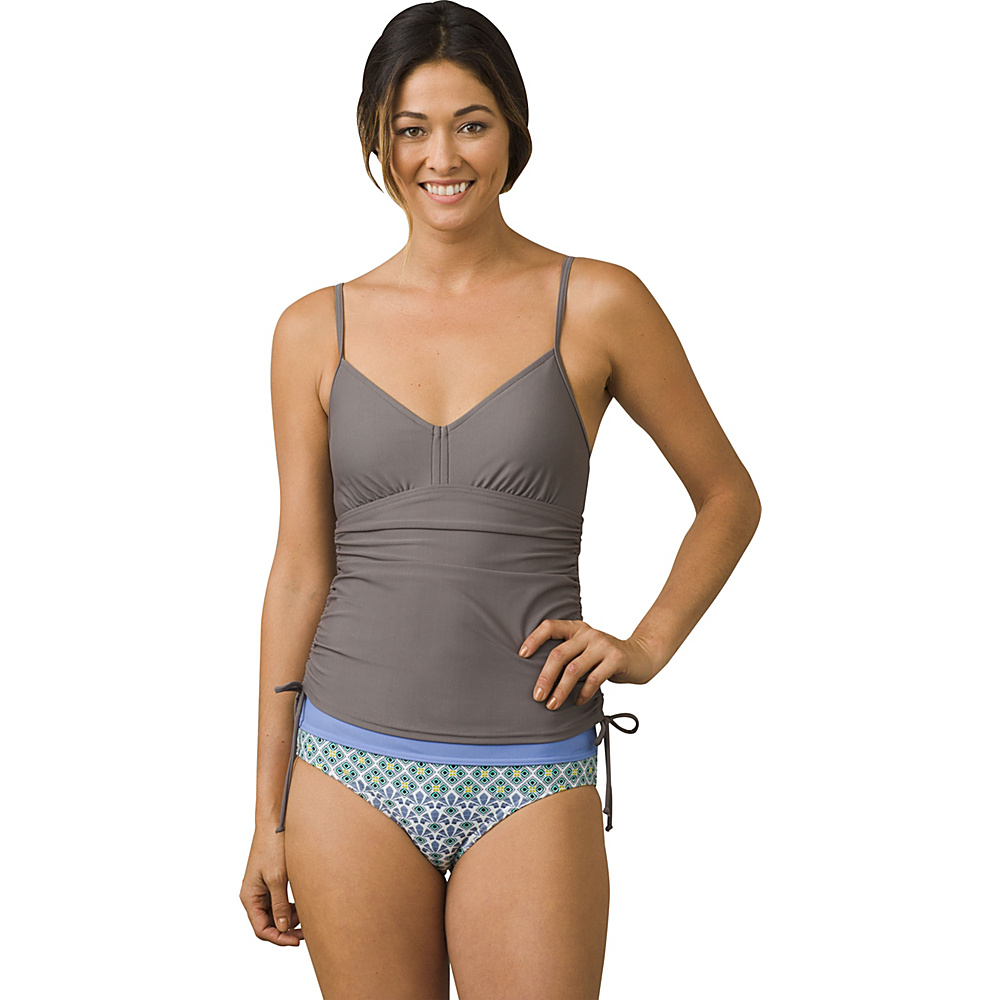 PrAna Moorea Tankini Top Moonrock - PrAna Womens Apparel - Apparel & Footwear, Women's Apparel