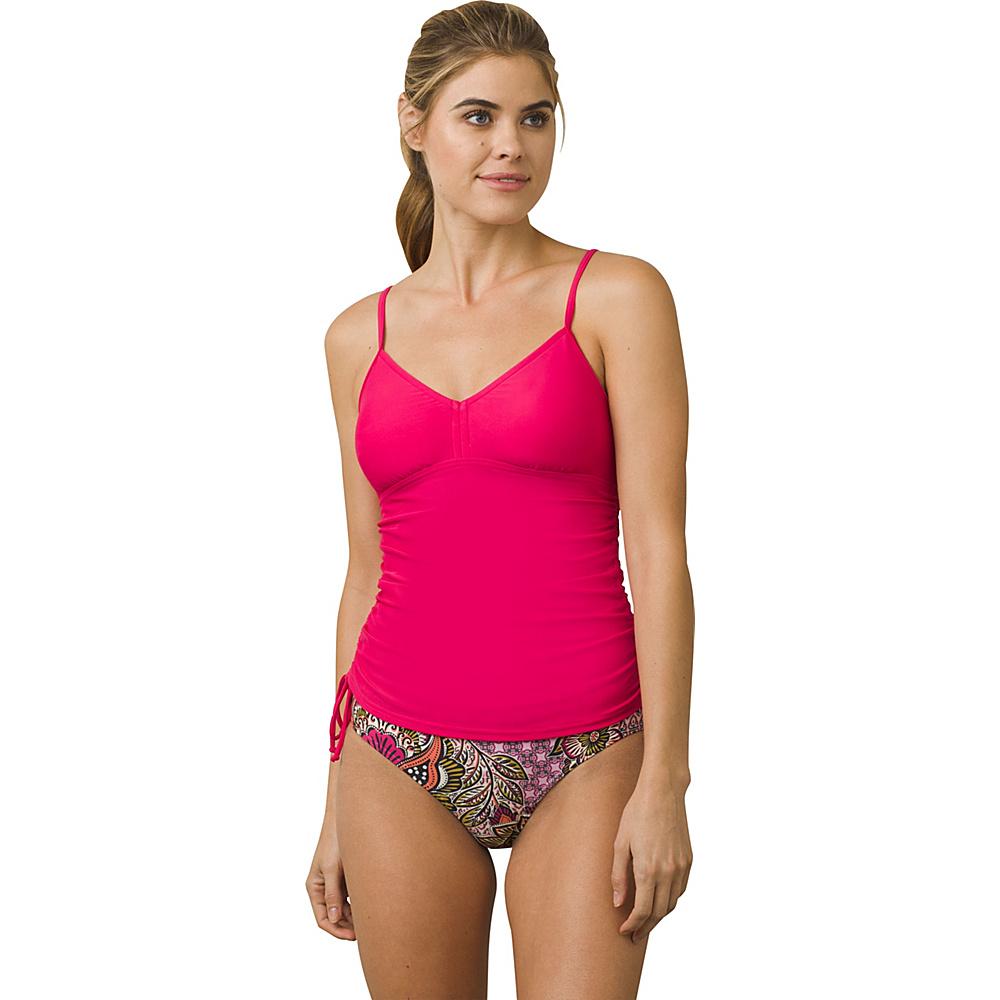 PrAna Moorea Tankini Top S - Cosmo Pink - PrAna Womens Apparel - Apparel & Footwear, Women's Apparel