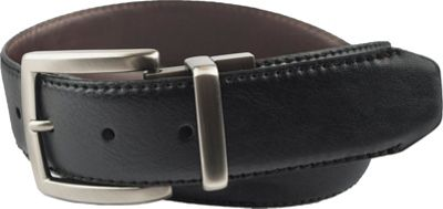 Columbia 38MM Reversible with Columbia Gem Logo on Buckle 34 - Black/Brown - 32 - Columbia Other Fashion Accessories