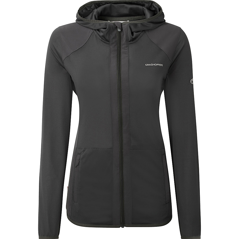 Craghoppers Nosilife Asmina Jacket 4 - Charcoal - Craghoppers Womens Apparel - Apparel & Footwear, Women's Apparel