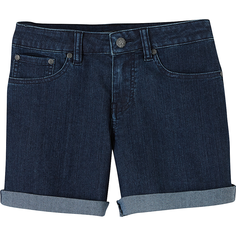 PrAna Kara Short 10 - Indigo - PrAna Womens Apparel - Apparel & Footwear, Women's Apparel
