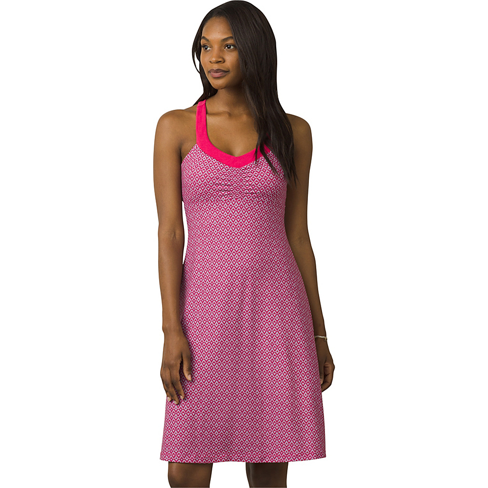 PrAna Shauna Dress S - Black Rainblur - PrAna Womens Apparel - Apparel & Footwear, Women's Apparel