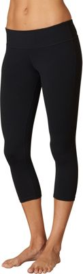 PrAna Ashley Capri Leggings XL - Black - PrAna Women's Apparel