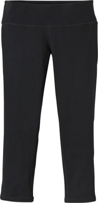 PrAna Ashley Capri Leggings S - Black - PrAna Women's Apparel