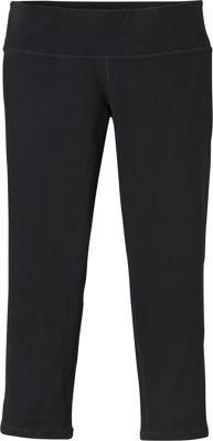 PrAna Ashley Capri Leggings L - Black - PrAna Women's Apparel