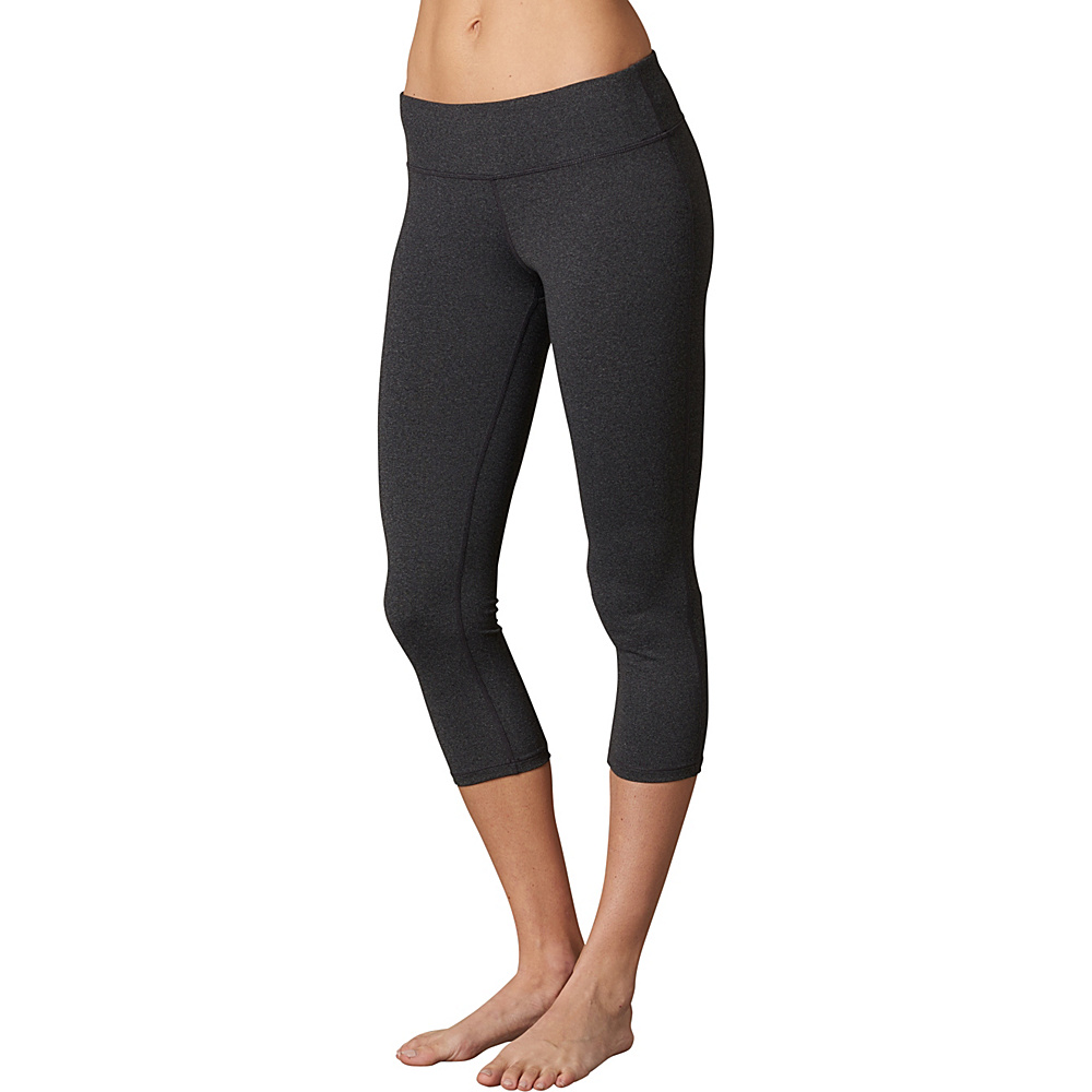 PrAna Ashley Capri Leggings XL - Black - PrAna Womens Apparel - Apparel & Footwear, Women's Apparel