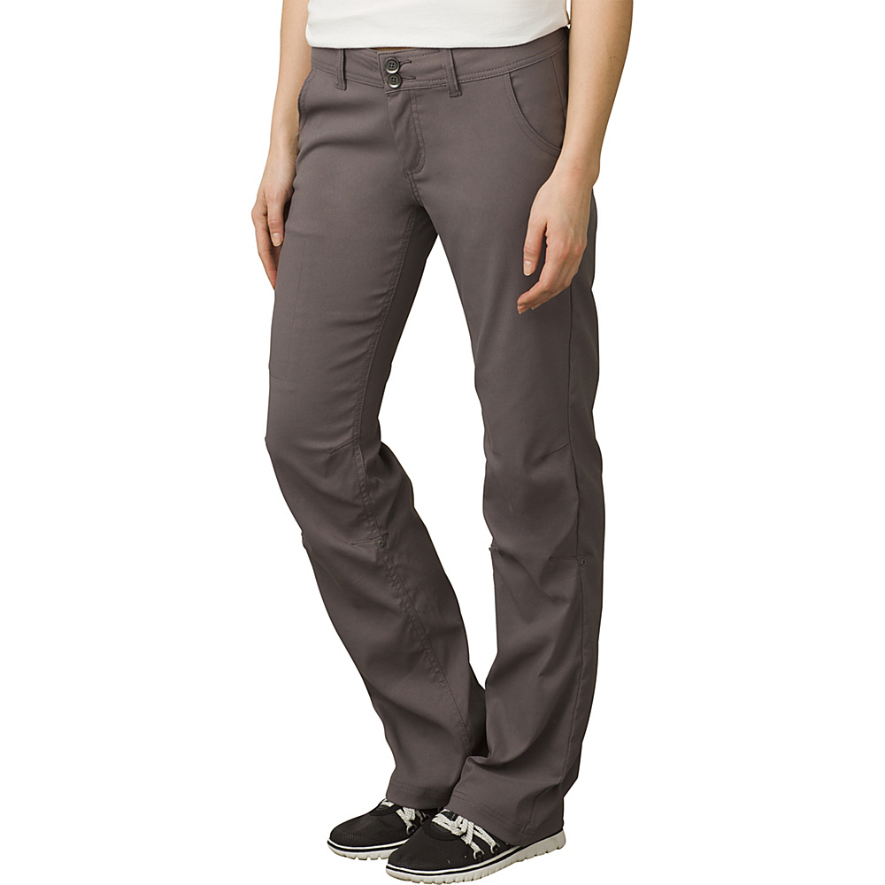 PrAna Halle Pants - Tall Inseam 10 - Moonrock - PrAna Womens Apparel - Apparel & Footwear, Women's Apparel