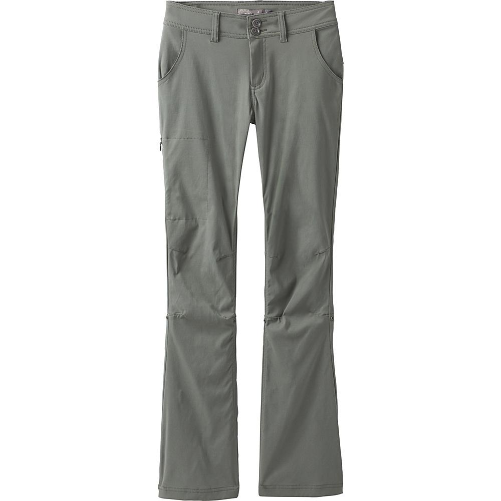 PrAna Halle Pants - Tall Inseam 10 - Green Jasper - PrAna Womens Apparel - Apparel & Footwear, Women's Apparel