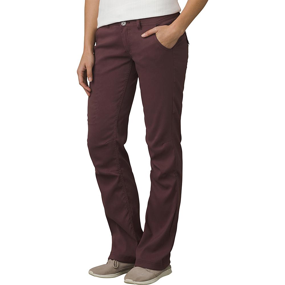 PrAna Halle Pants - Tall Inseam 0 - Thistle - PrAna Womens Apparel - Apparel & Footwear, Women's Apparel
