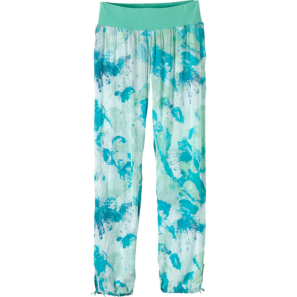 PrAna Sansa Pants XS - Light Jade - PrAna Womens Apparel - Apparel & Footwear, Women's Apparel