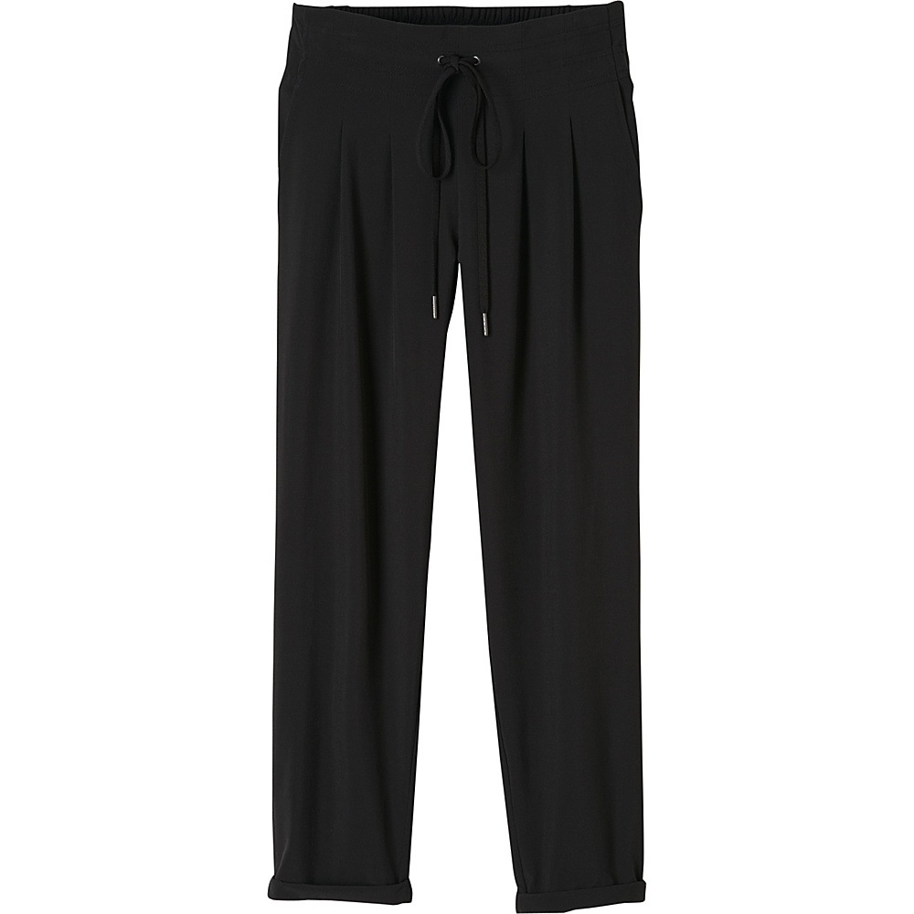 PrAna Uptown Pants XS - Black - PrAna Womens Apparel - Apparel & Footwear, Women's Apparel