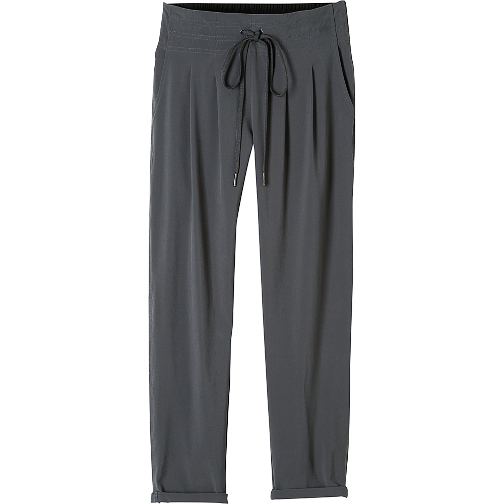 PrAna Uptown Pants M - Coal - PrAna Womens Apparel - Apparel & Footwear, Women's Apparel