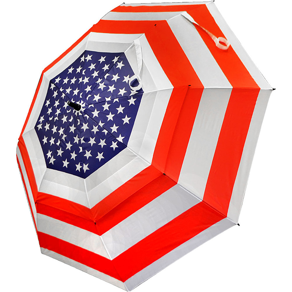 Hot Z Golf Bags Flag Umbrella USA Hot Z Golf Bags Sports Accessories