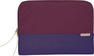 STM Goods 13 inch Grace Small Sleeve Dark Purple - STM Goods Electronic Cases