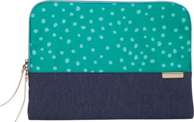 STM Goods 13 inch Grace Small Sleeve Teal Dot/Night Sky - STM Goods Electronic Cases
