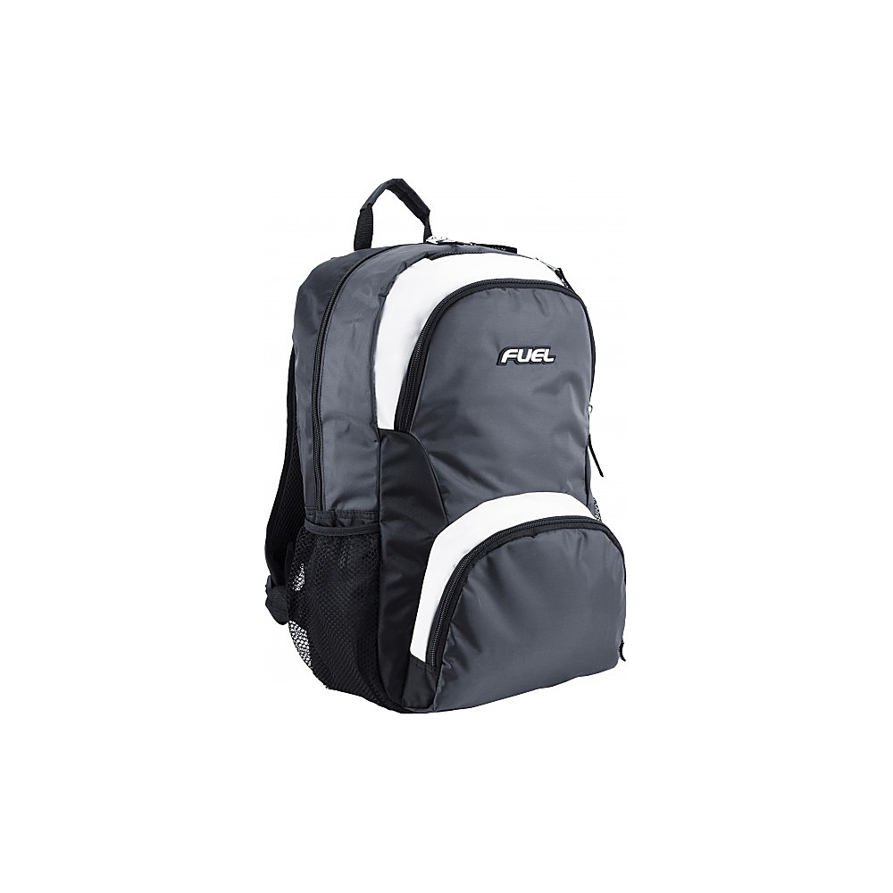 Fuel Valor Backpack Black amp; White Fuel Everyday Backpacks