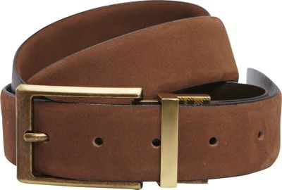 Boconi Belts Leon Belt 36 - Cognac and Tan - Boconi Belts Other Fashion Accessories