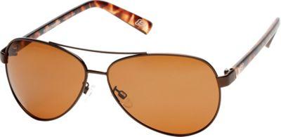 Skechers Eyewear Aviator Sunglasses Brown - Skechers Eyewear Sunglasses