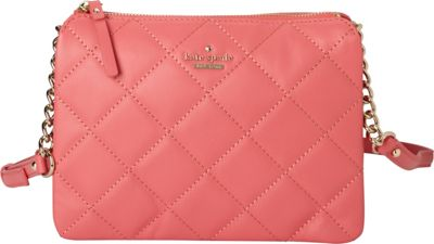 kate spade new york Emerson Place Harbor Crossbody Warm Guava - kate spade new york Designer Handbags