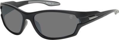Timberland Eyewear Rimmed Matte Sunglasses Matte Black - Timberland Eyewear Sunglasses