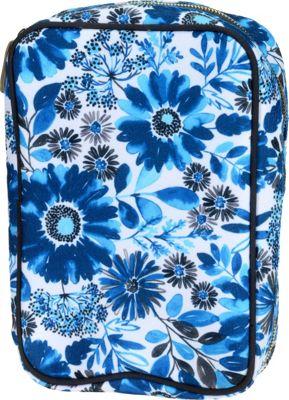 Capri Designs Josephine Kimberling Amelia Jewelry Case Nature Trail - Capri Designs Packable Bags