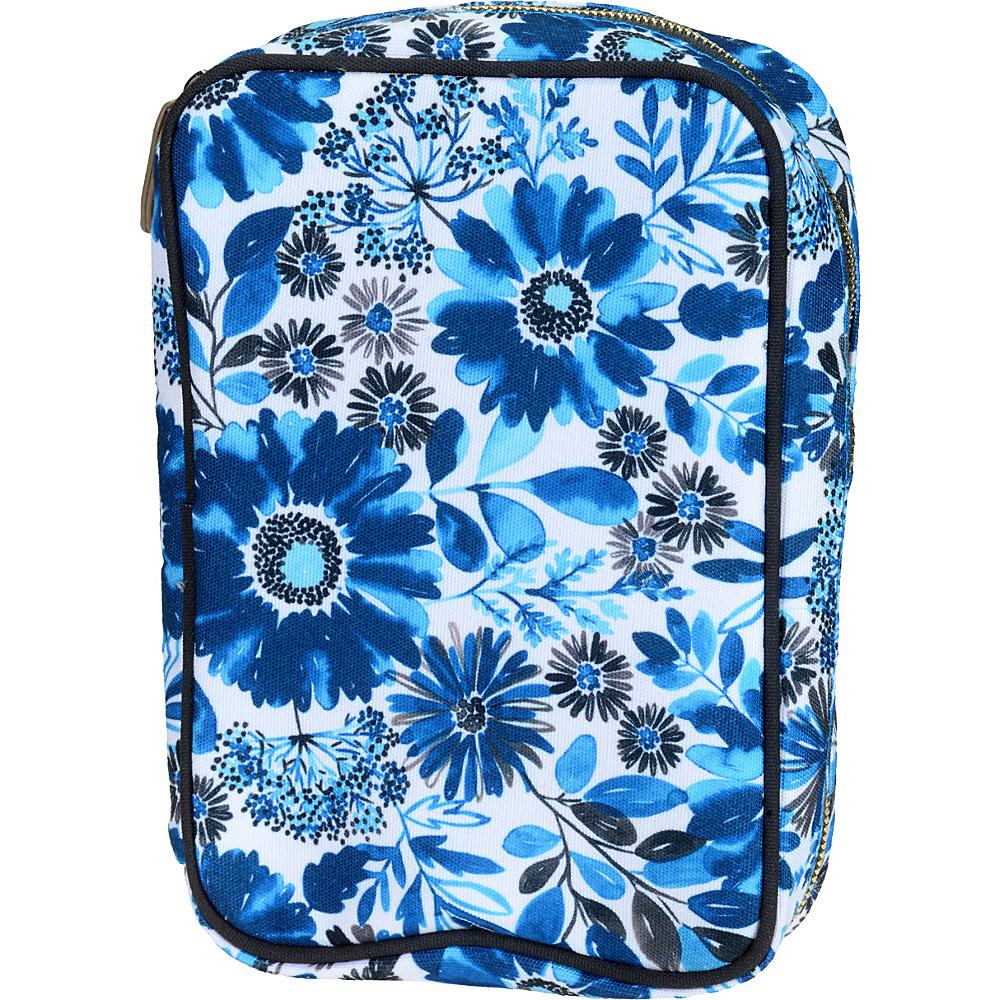 Capri Designs Josephine Kimberling Amelia Jewelry Case Nature Trail Capri Designs Packable Bags