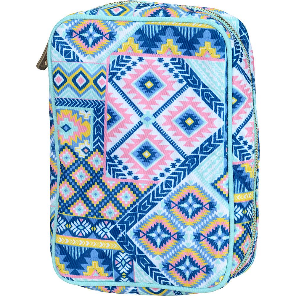 Capri Designs Josephine Kimberling Amelia Jewelry Case Dream Catcher Capri Designs Packable Bags