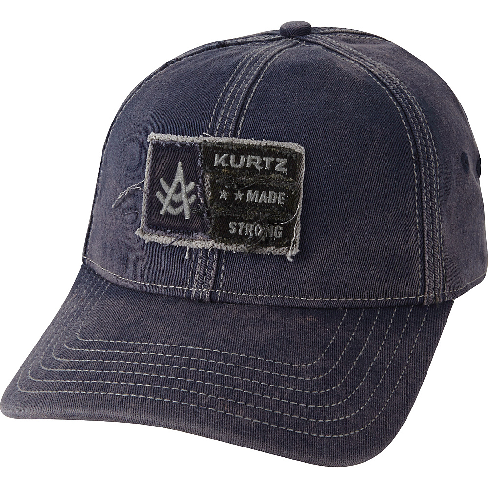 A Kurtz Chet Hat Navy A Kurtz Hats Gloves Scarves