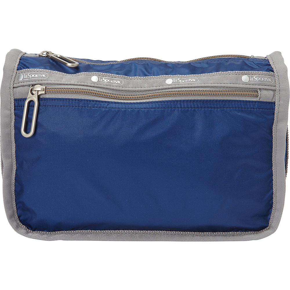 LeSportsac Everyday Cosmetic Blue Aster C LeSportsac Women s SLG Other
