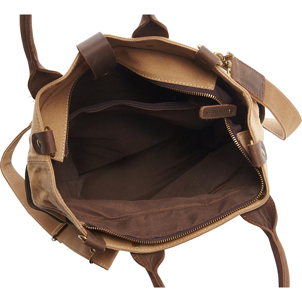 Vagabond Traveler Spacious Roomy Casual Shoulder Bag Military Green - Vagabond Traveler Other Men's Bags